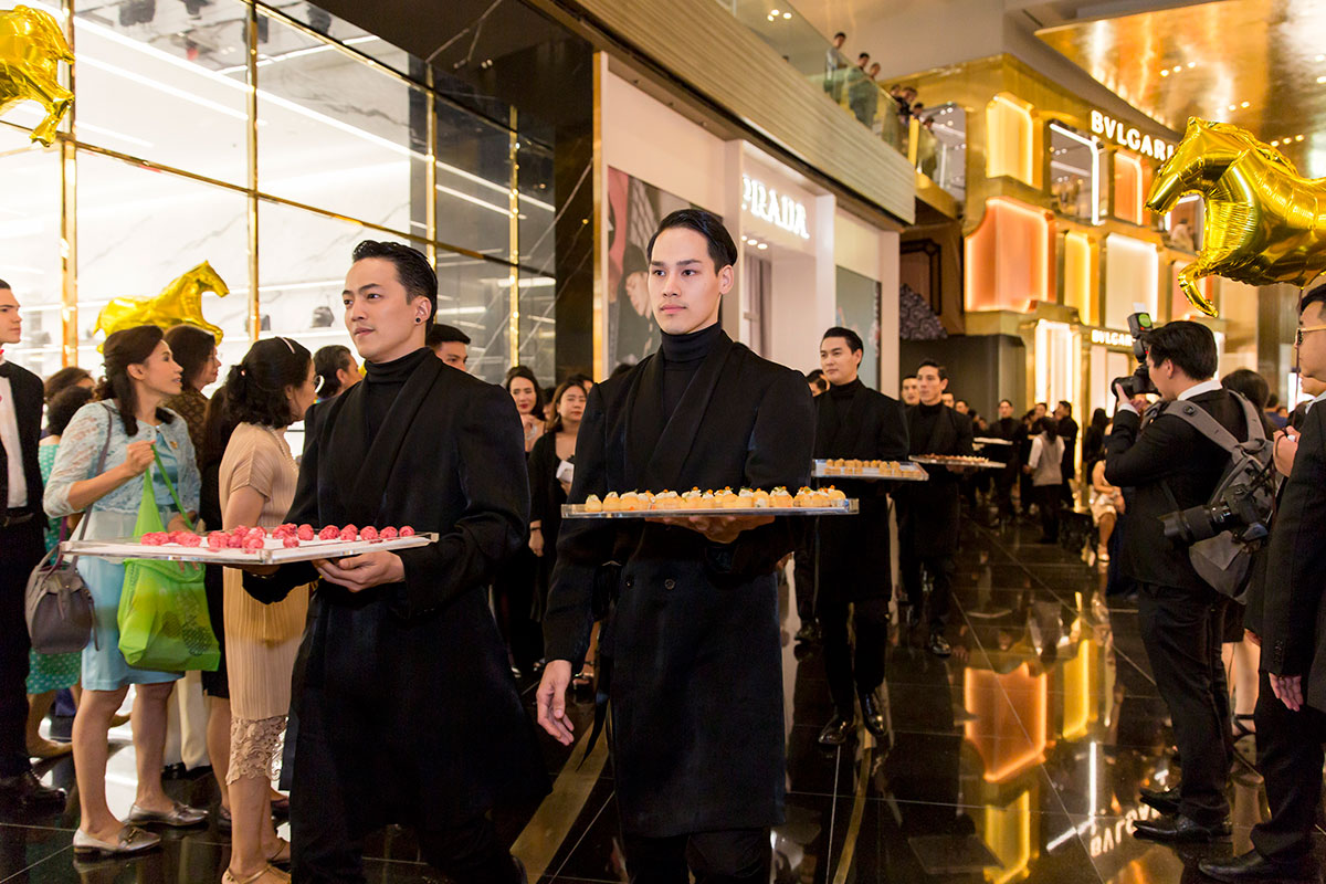 ICONSIAM Shopping Mall Launch 2018 Bangkok