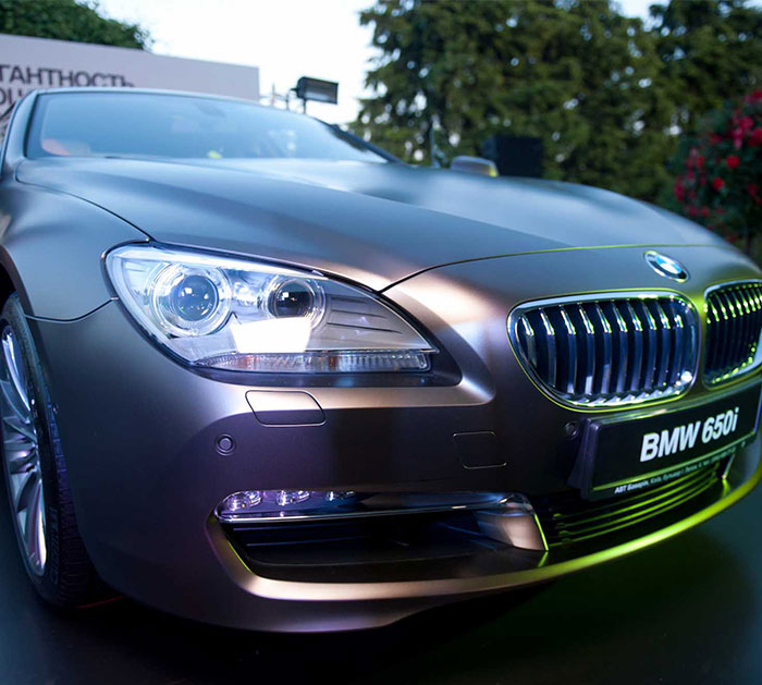 BMW 6 Kiev Launch