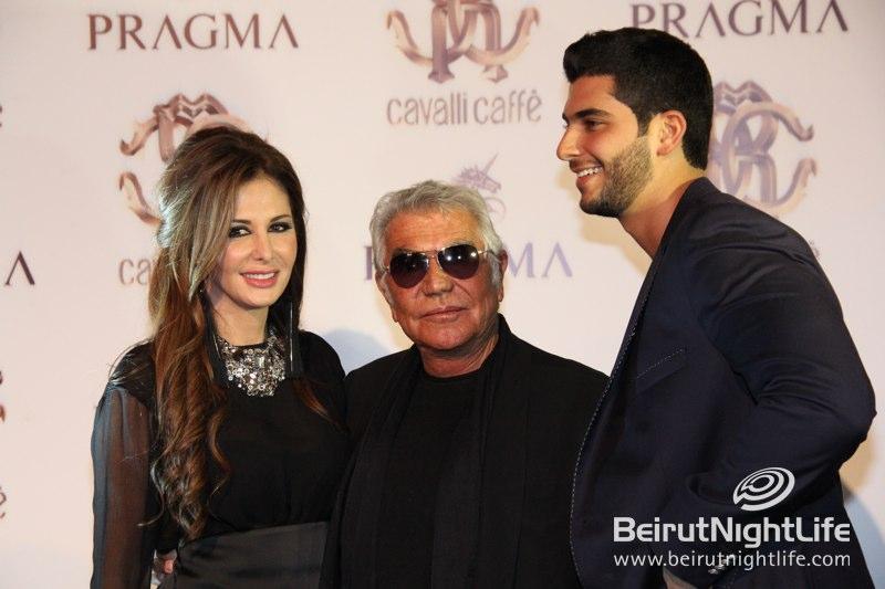 Cavalli Caffe Luanch Beirut