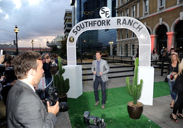 Dallas TV Launch Channel 5 London